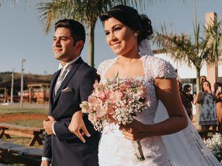 O casamento de Camila  e João Henrique