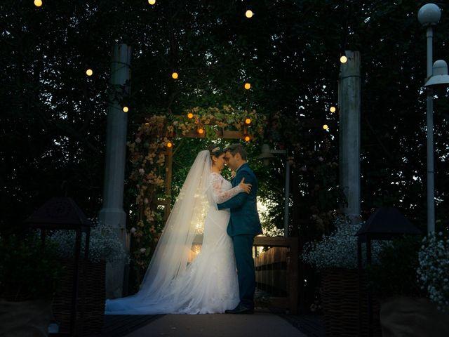 O casamento de Wanessa e Leonardo