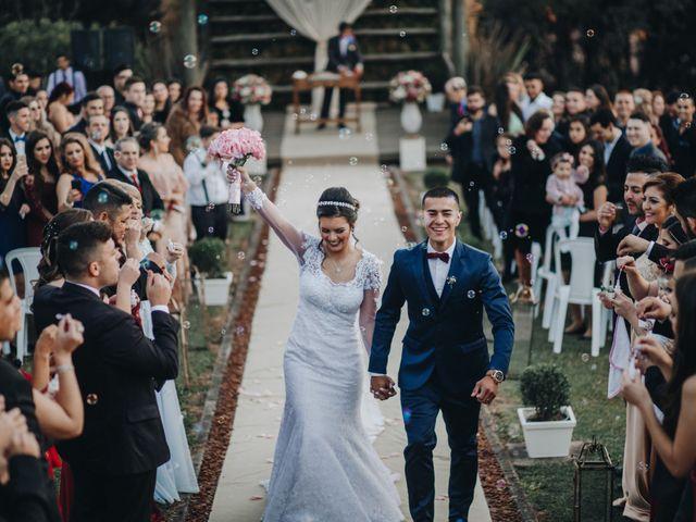 O casamento de Amanda e Crystian