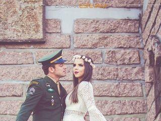 O casamento de Thiago  e Siluane 2