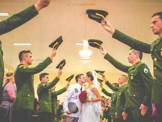O casamento de Thiago  e Siluane