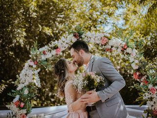 O casamento de Nathi e Marlon