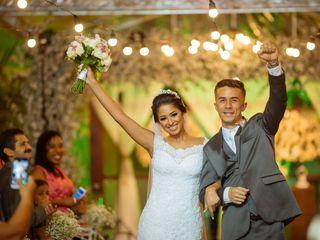 O casamento de Leidiane e Gustavo