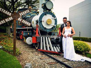 O casamento de Priscila e Jhonatan