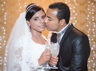 O casamento de Loyde e Antonio