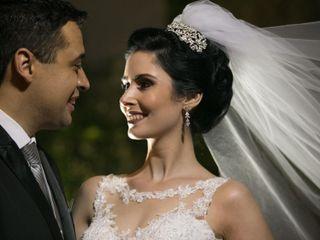 O casamento de Danielle e João Vitor