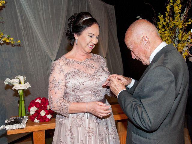 O casamento de José e Clara em São José dos Campos, São Paulo 1