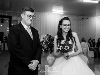 O casamento de Marcielle  e Kaio  1