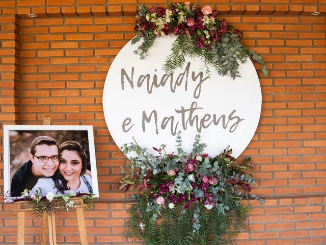 O casamento de Matheus e Naiady em Valinhos, São Paulo 3