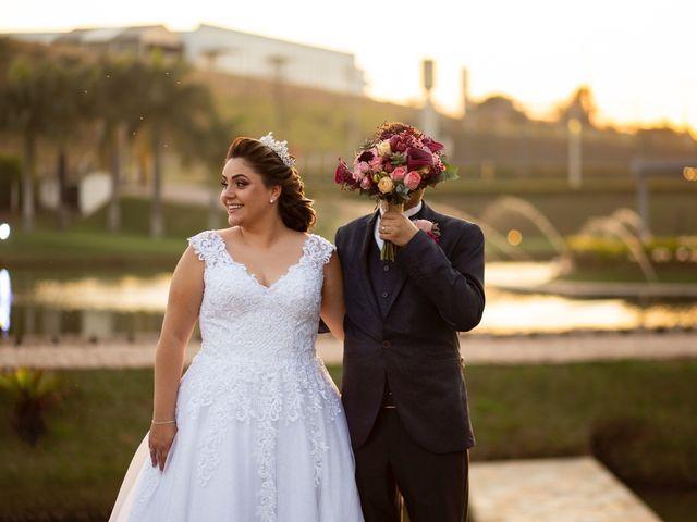 O casamento de Matheus e Naiady em Valinhos, São Paulo 1