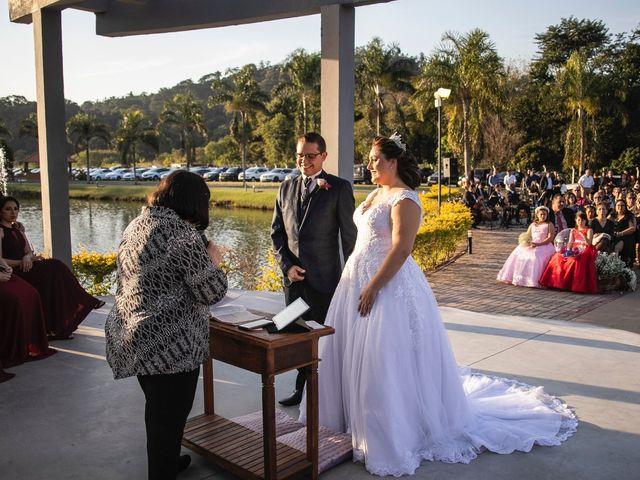 O casamento de Matheus e Naiady em Valinhos, São Paulo 11