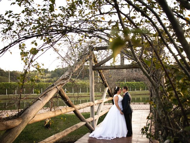 O casamento de Matheus e Naiady em Valinhos, São Paulo 2