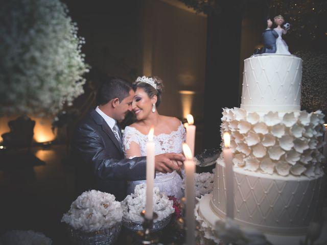 O casamento de Sandro e Ludmilla
