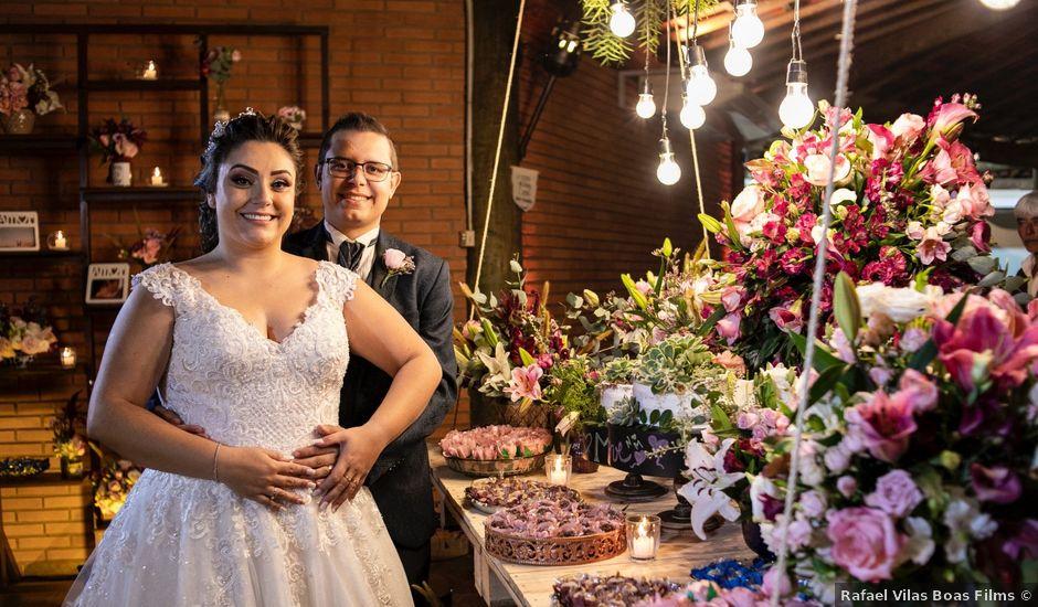 O casamento de Matheus e Naiady em Valinhos, São Paulo