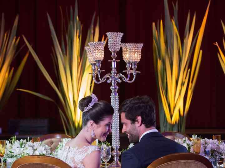 O casamento de Bruna e Marcos