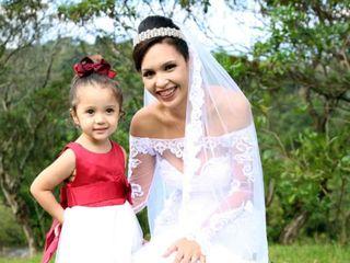 O casamento de Caroline e Humberto  1