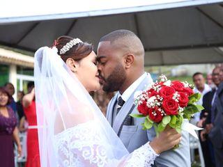 O casamento de Caroline e Humberto