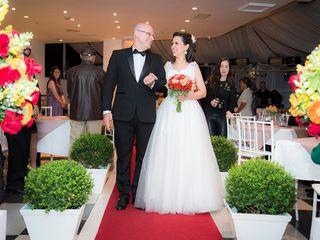 O casamento de Juliane e Aleksander