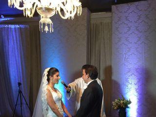 O casamento de Nicole e Gustavo