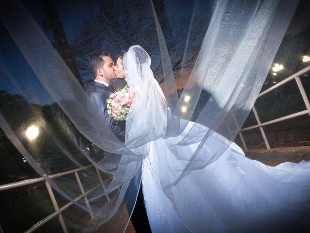 O casamento de Mariana e Roger