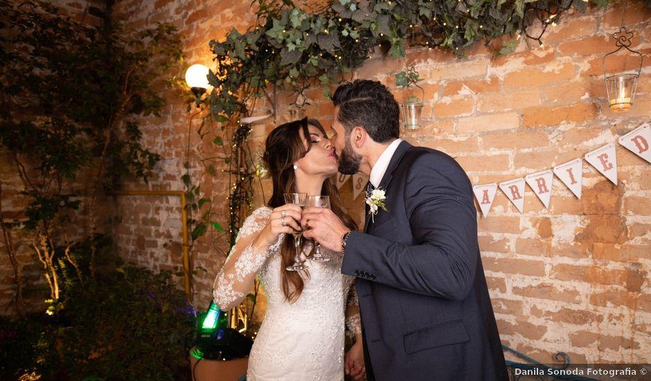 O casamento de Eduardo e Manuela em São Paulo, São Paulo