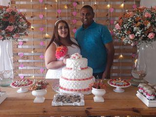 O casamento de Adila e Elton 1