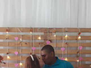 O casamento de Adila e Elton 2