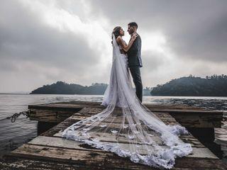 O casamento de Thamires e Gabriel