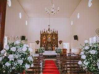 O casamento de Luísa e Oziel 2
