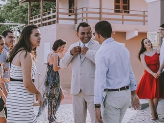 O casamento de Luísa e Oziel 3