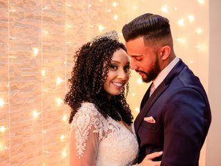 O casamento de Flávia e Felipe