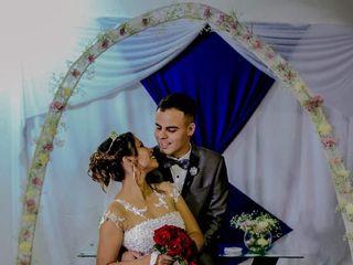 O casamento de Cindy e Gideão 2