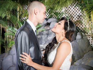 O casamento de Francine e Paulo