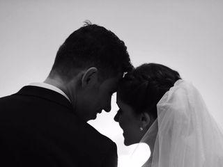 O casamento de Tatiana e Andrei