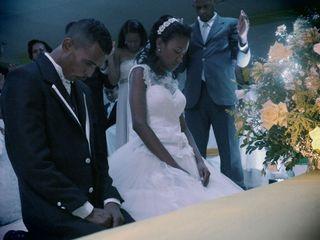 O casamento de Denise e Ivan