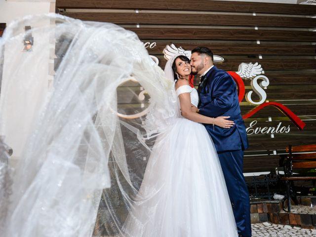 O casamento de Erika e Rodrigo