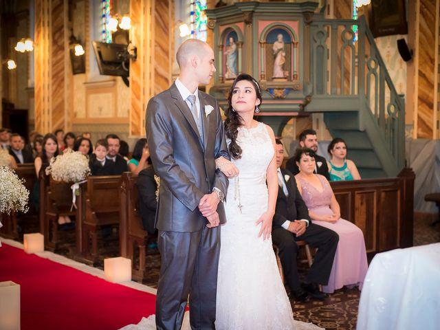 O casamento de Paulo e Francine em São José dos Pinhais, Paraná 14