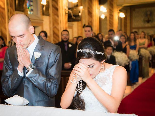 O casamento de Paulo e Francine em São José dos Pinhais, Paraná 16