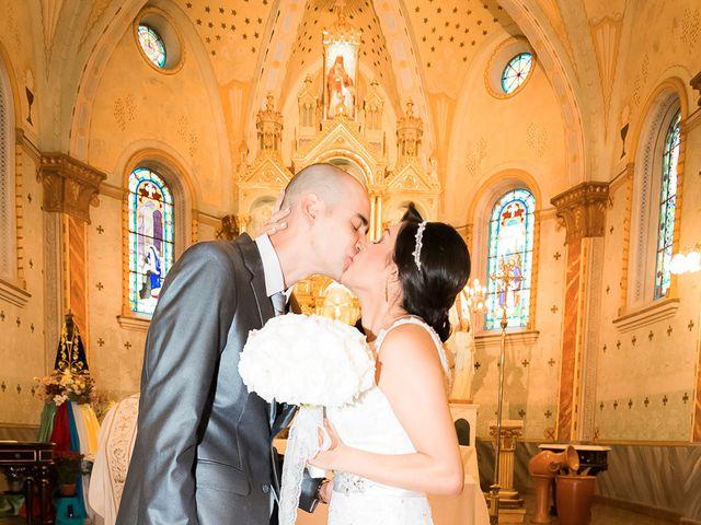O casamento de Paulo e Francine em São José dos Pinhais, Paraná 1
