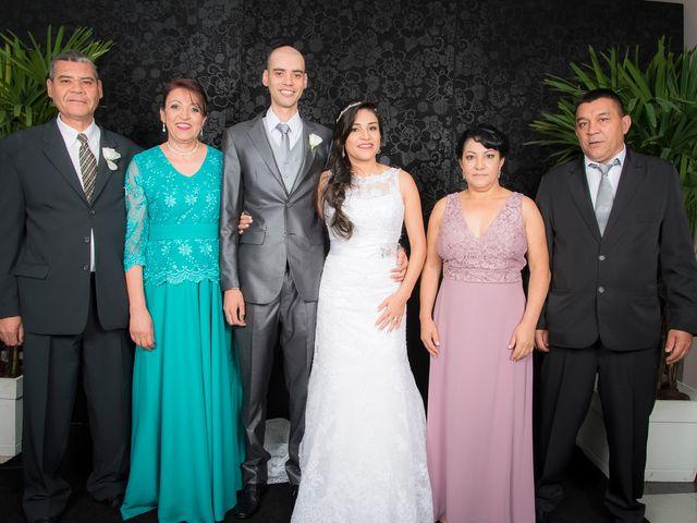 O casamento de Paulo e Francine em São José dos Pinhais, Paraná 20