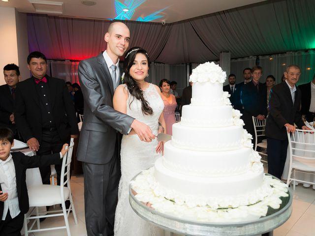 O casamento de Paulo e Francine em São José dos Pinhais, Paraná 22