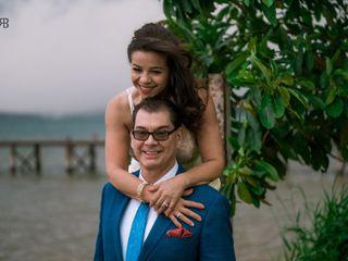 O casamento de Sonia e Joseph