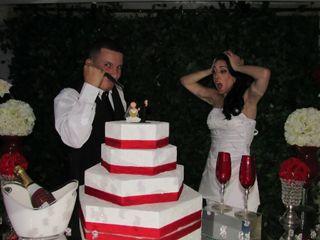 O casamento de Katlin e Gilvan