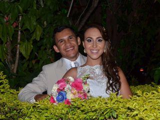 O casamento de Rutielly e Alzemario