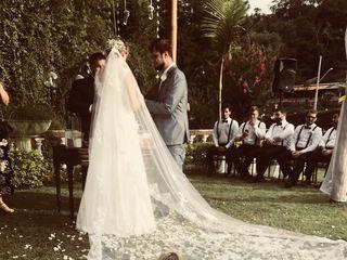 O casamento de Vanessa  e Gabriel 1