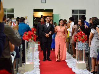 O casamento de Natália  e Jeconias 1