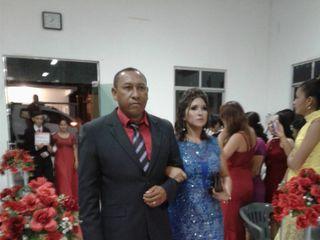 O casamento de Natália  e Jeconias 2