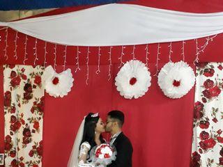 O casamento de Natália  e Jeconias 3