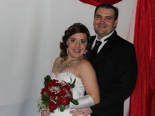 O casamento de Rafaelly e Vitor