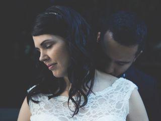 O casamento de Chelsea e Eduardo